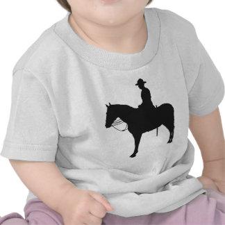 Canadian Mountie Silhouette Shirt