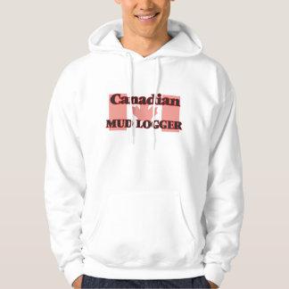 Canadian Mud Logger Hoodie
