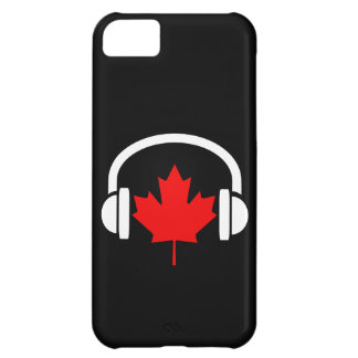 Canadian Music Cover For iPhone 5C
