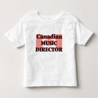 Canadian Music Director Tshirt