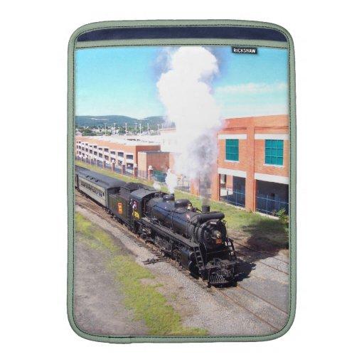 Canadian National #3254 Steam Engine Macbook Air MacBook Sleeves