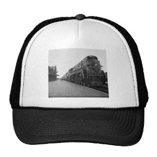 Canadian National Engine 6404 Trucker Hat