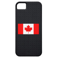 Canadian National flag of Canada-01.png iPhone 5 Cases