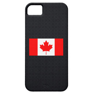 Canadian National flag of Canada-01.png iPhone SE/5/5s Case