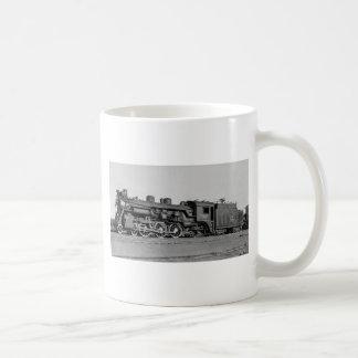 Canadian National Railroad Engine 5140 Classic White Coffee Mug