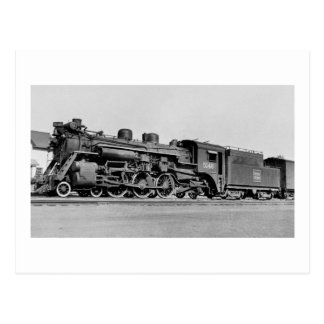 Canadian National Railroad Engine 5148 Postcard