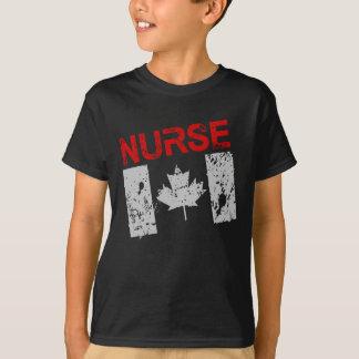 Canadian Nurse T-Shirt