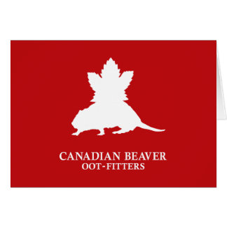 Canadian Oootfitters Card
