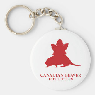 Canadian Oootfitters Keychain