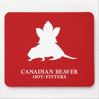 Canadian Oootfitters Mouse Pad
