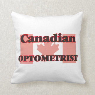 Canadian Optometrist Pillows