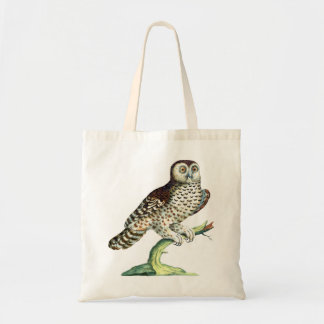 Canadian Owl Tote Bag