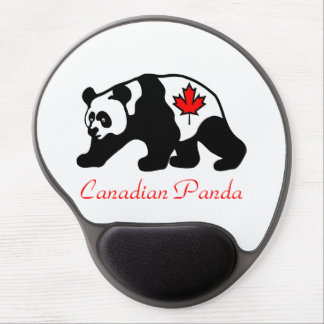 Canadian Panda Gel Mouse Pad