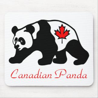 Canadian Panda Mousepad