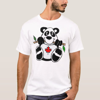 Canadian Panda Shirt