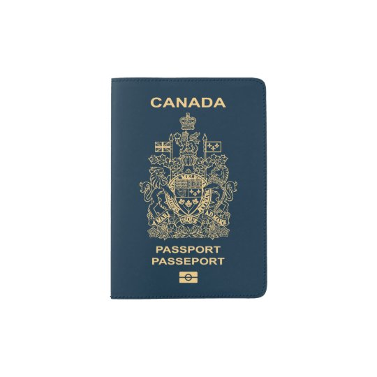 how to make passport canada