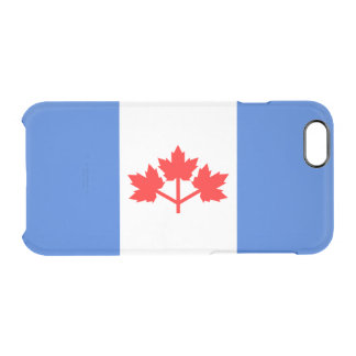 Canadian Pearson Pennant Clear iPhone Case