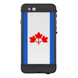 Canadian Pearson Pennant LifeProof iPhone Case
