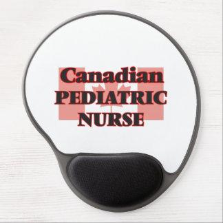 Canadian Pediatric Nurse Gel Mouse Pad