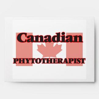 Canadian Phytotherapist Envelopes