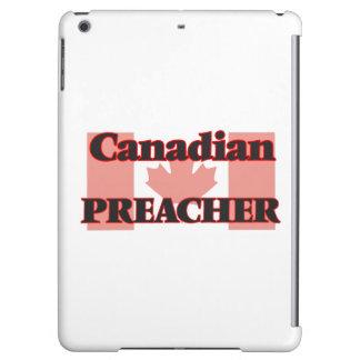 Canadian Preacher iPad Air Case