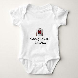 CANADIAN PRIDE BABY BODYSUIT