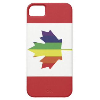 Canadian Pride Flag iPhone Case