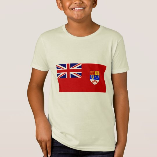 Canadian Red Ensign flag T-Shirt