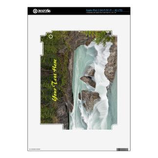Canadian River Tablet Skin Skins For iPad 3
