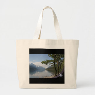 CANADIAN ROCKIES 2 LARGE TOTE BAG