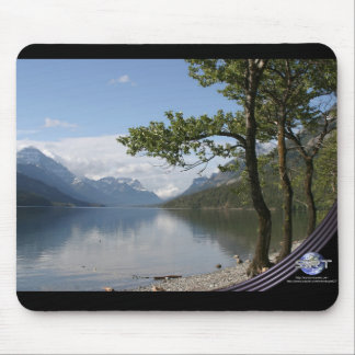 CANADIAN ROCKIES 2 MOUSE PAD