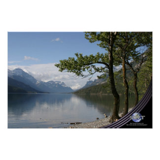 CANADIAN ROCKIES 2 POSTERS