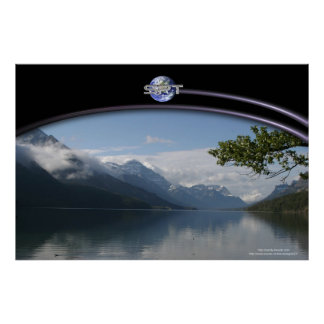 CANADIAN ROCKIES 3 POSTERS