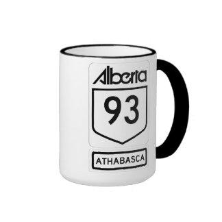 Canadian Rockies - Athabasca Ringer Mug