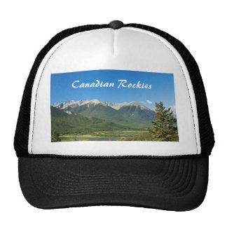Canadian Rockies Hat