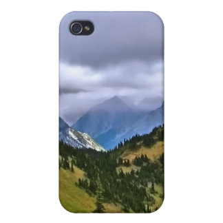 Canadian Rockies Cases For iPhone 4
