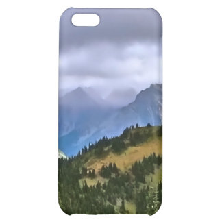 Canadian Rockies iPhone 5C Covers