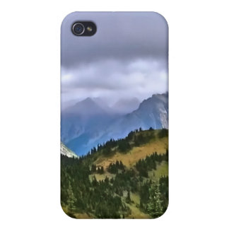 Canadian Rockies Covers For iPhone 4
