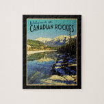 Canadian Rockies Jigsaw Puzzles