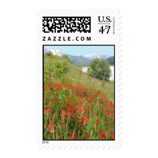 Canadian Rockies Postage