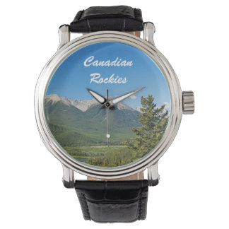 Canadian Rockies Watch