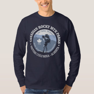 Canadian Rocky Mountain Parks T-Shirt
