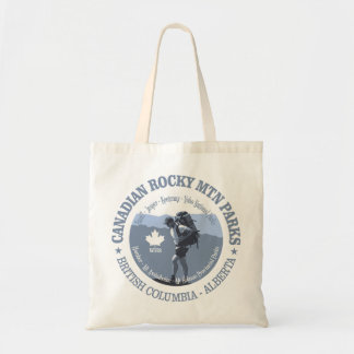 Canadian Rocky Mountain Parks Tote Bag
