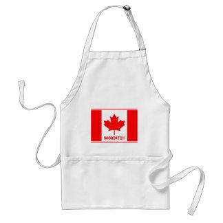Canadian Sasquatch Apron