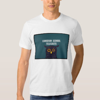 Canadian School Telecasts T Shirt