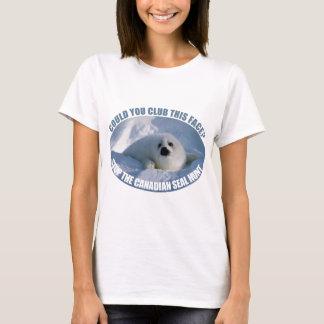 Canadian Seal Hunt T-Shirt