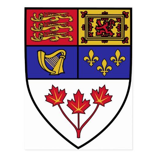 Canadian Shield, Canada Postcard