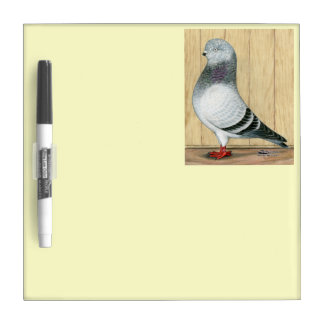 Canadian Show Tippler Blue Grizzle Dry-Erase Whiteboards