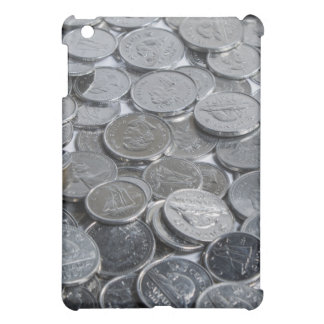 Canadian Silver Coins iPad Mini Cases