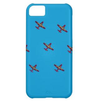 Canadian Snowbirds Flight Squadron Stunt Team Cover For iPhone 5C